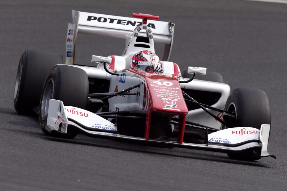 Super Formula Rd.1