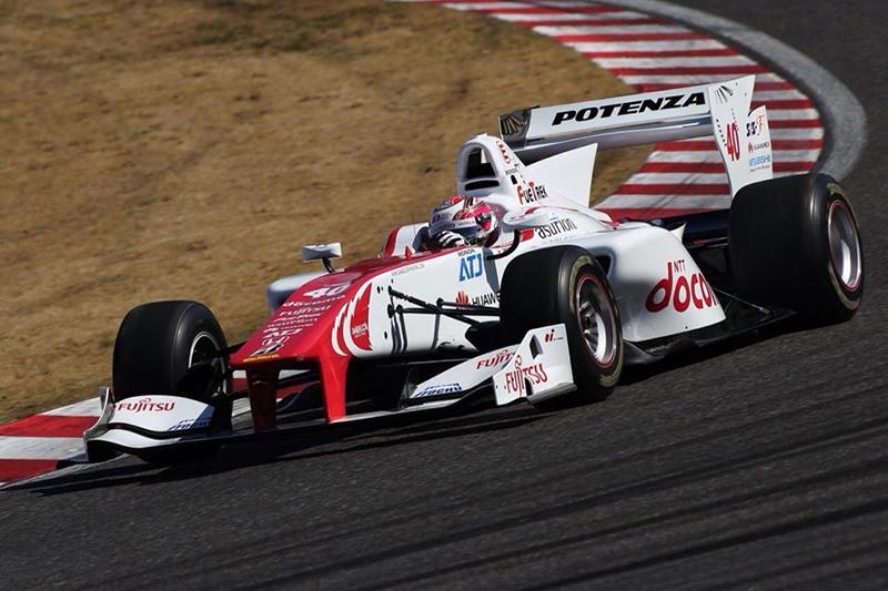 Super Formula 第2回公式合同テスト
