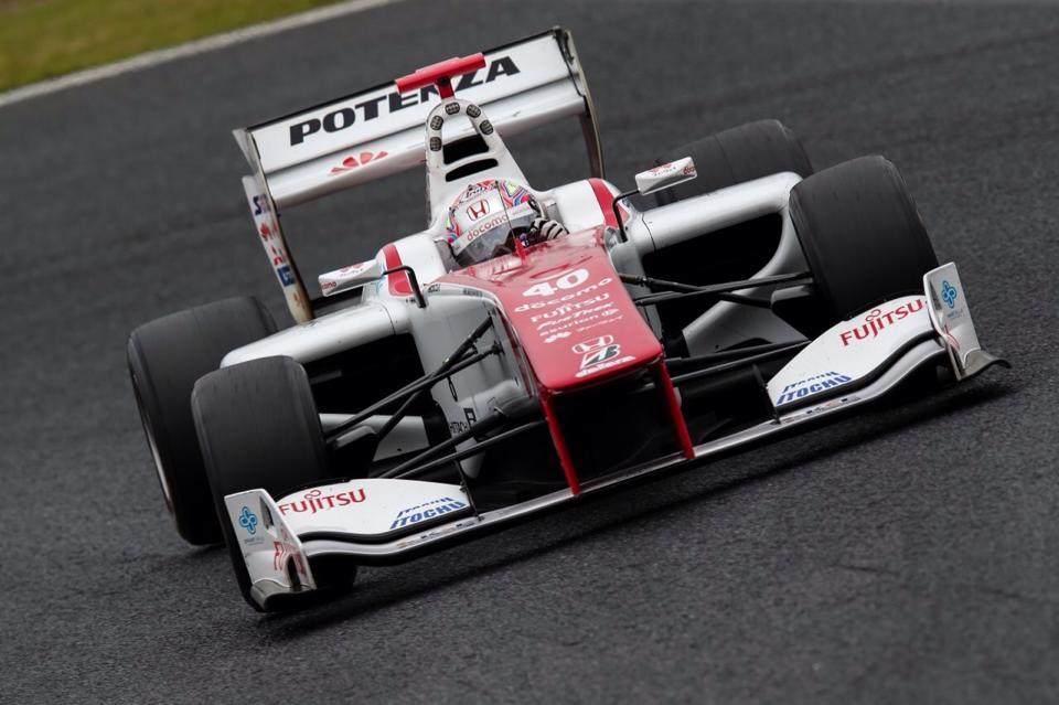 Super Formula Rd.2