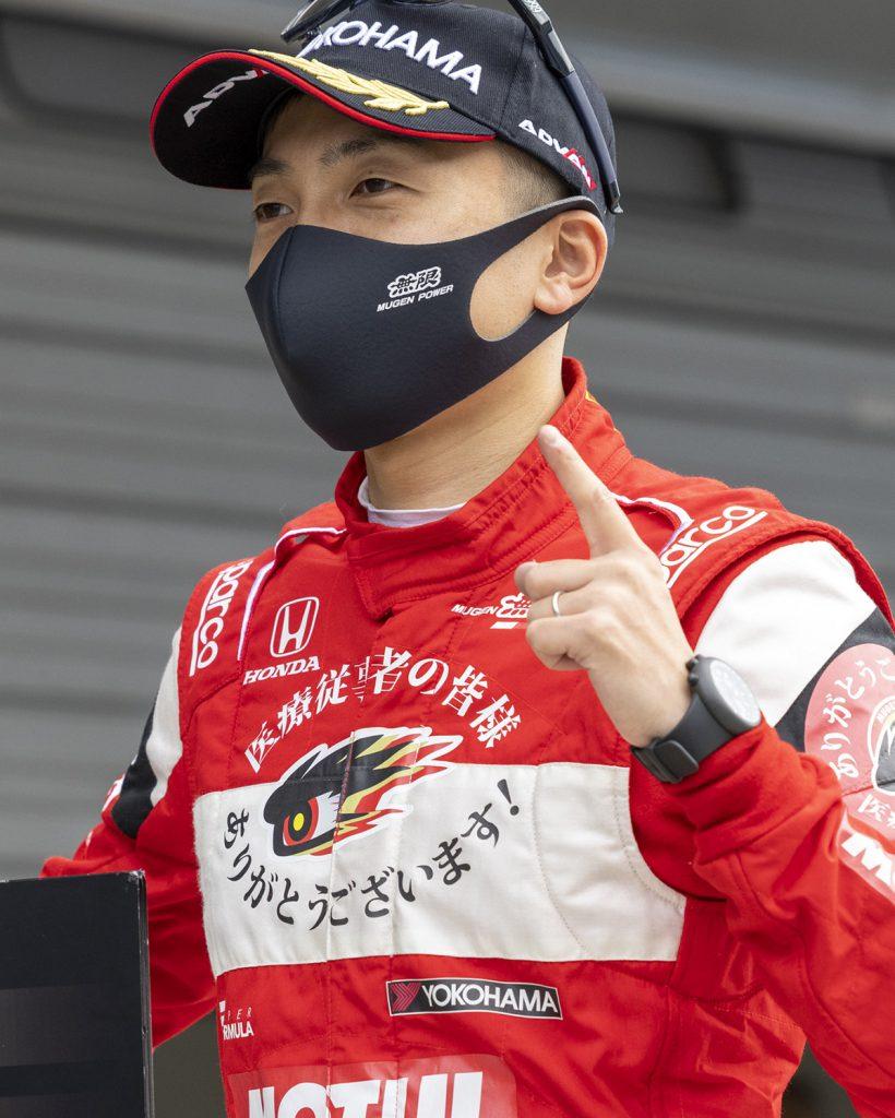レーシングドライバー野尻智紀|Racing Driver Tomoki Nojiri